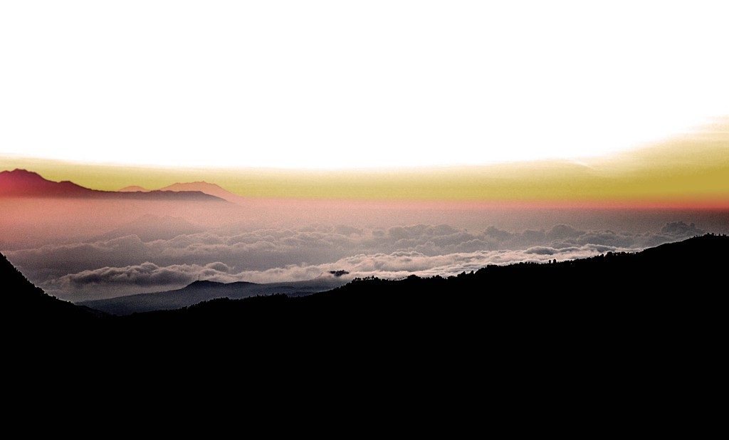Tengger-Vulkan-Massiv