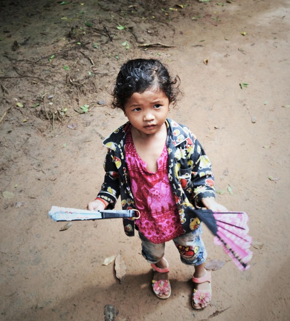 Kinder von Angkor #4