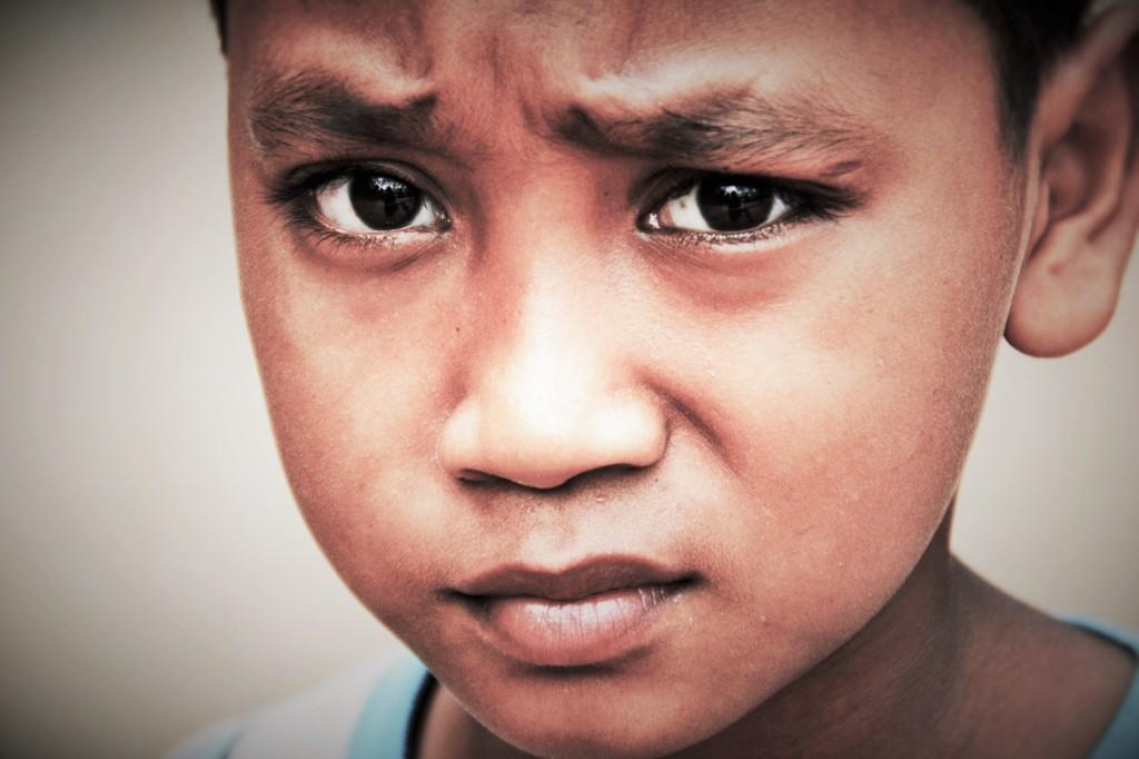 Kinder von Angkor #1
