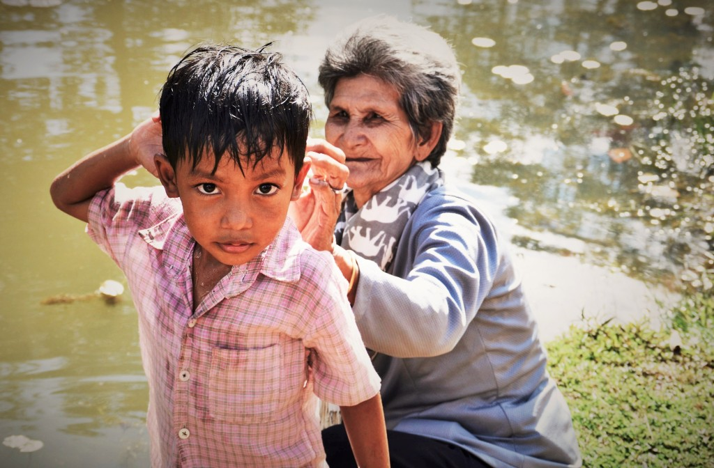 Kinder von Angkor #3