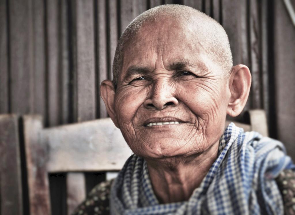 Nonnen von Tonle Sap #2