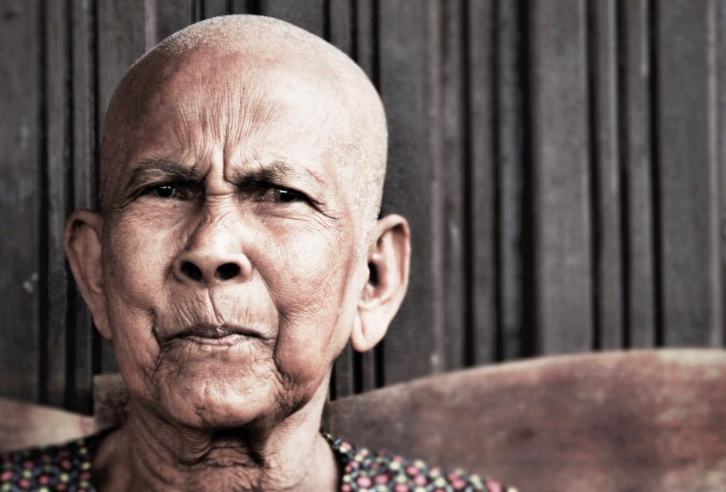 Nonnen von Tonle Sap #3