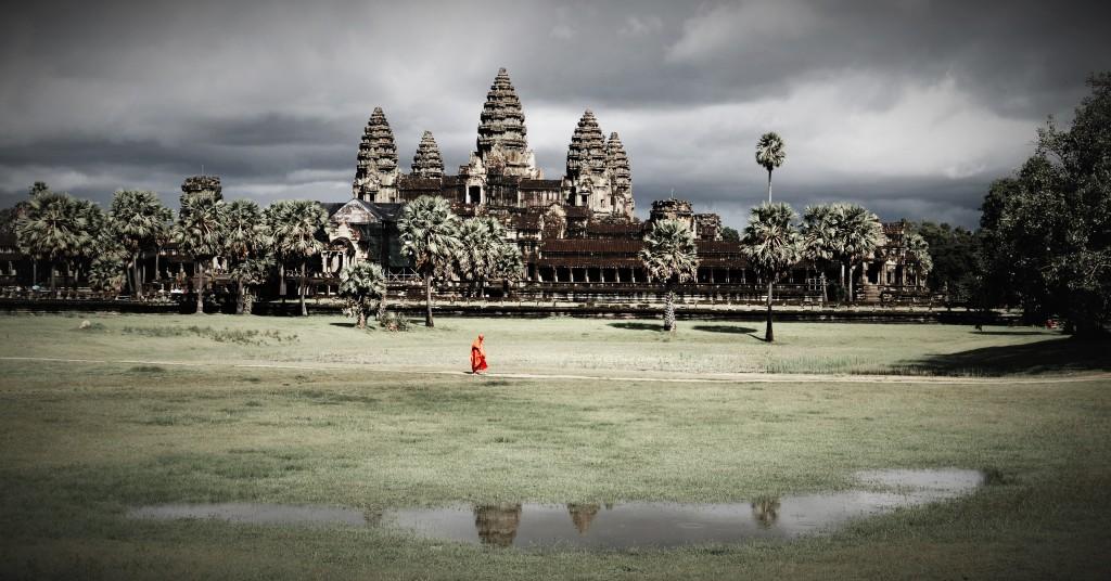 Mönche von Angkor #1