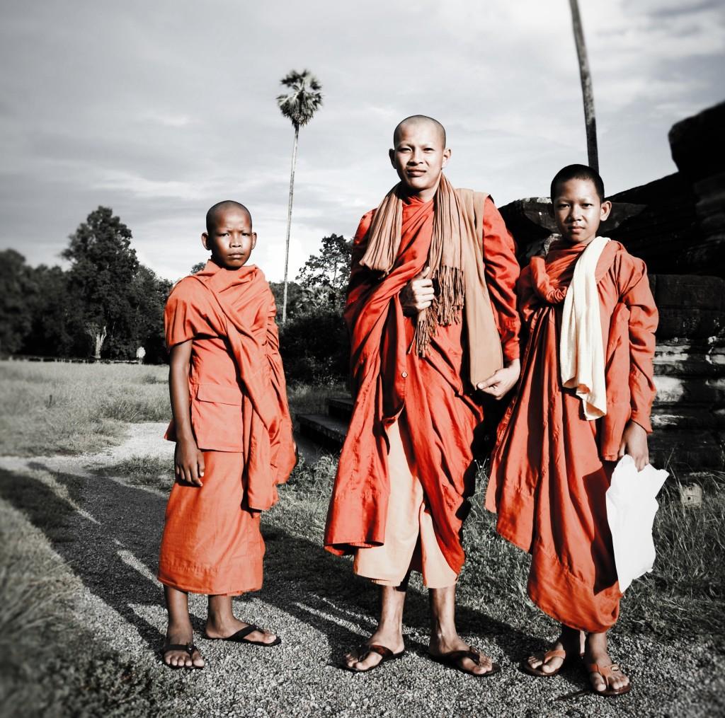 Mönche von Angkor #3