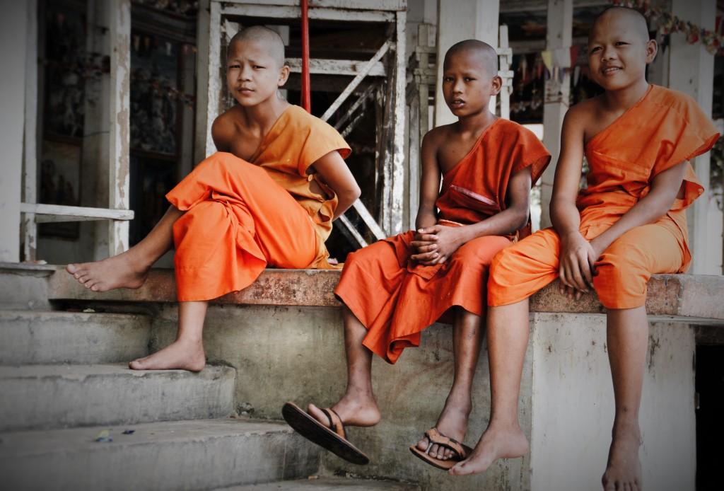 Mönche von Angkor #2