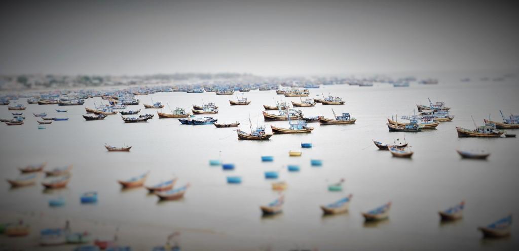 Hafen von Mũi Né