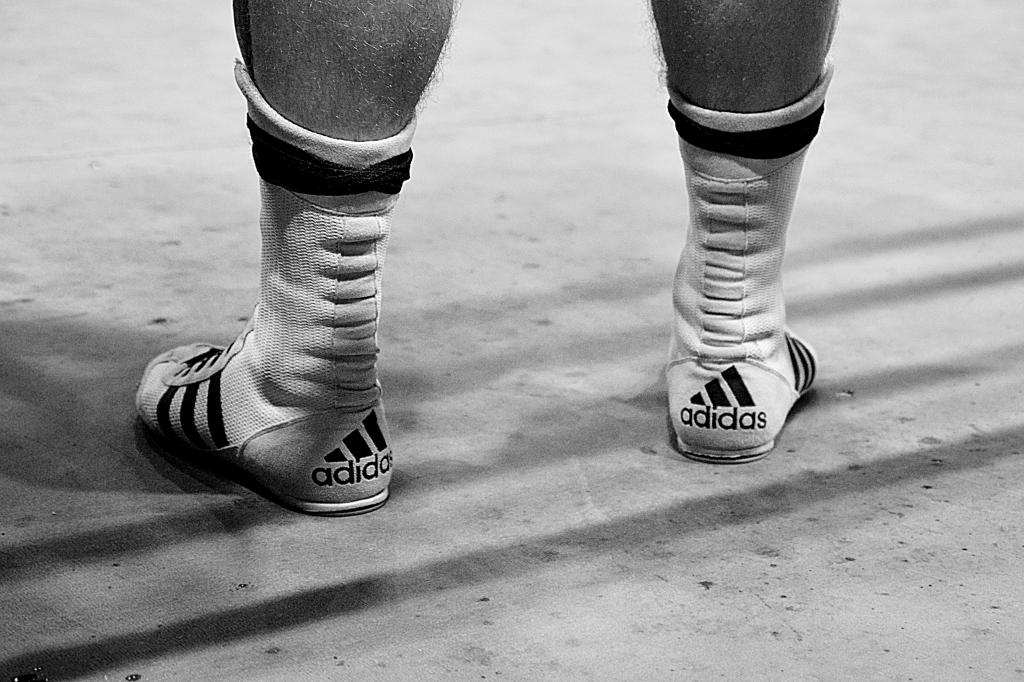 Boxkampf – nur einer steht
